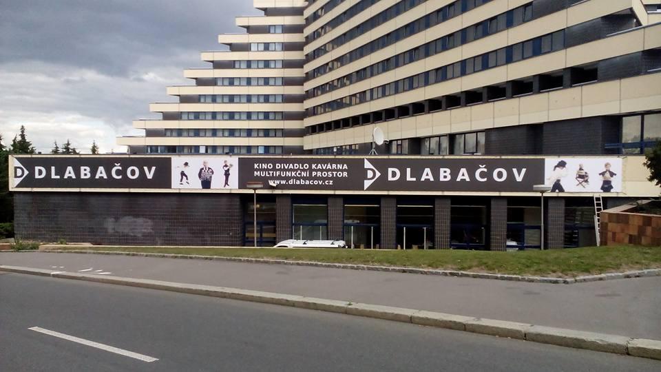 Otevirame Dlabacov, Benefice pro Kino Otevreno
